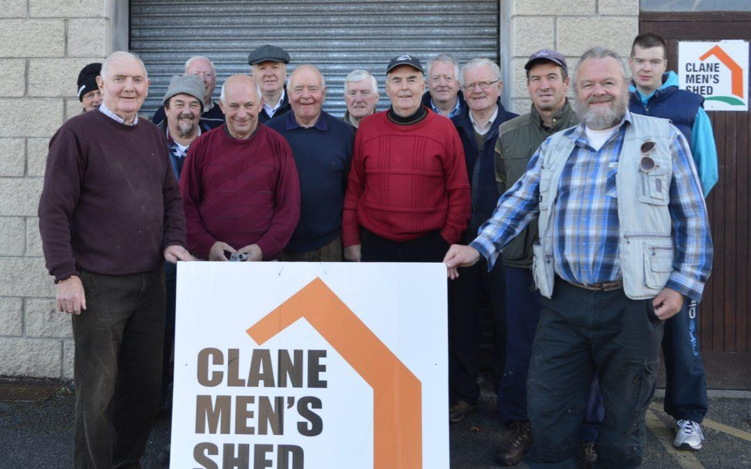 RECOSI Pay It Forward with  Clane Men's Shed, Ireland