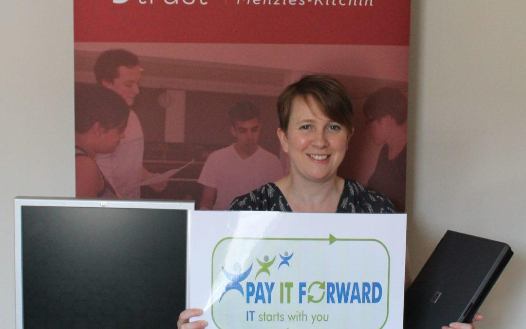 RECOSI Pay it Forward with JMK Trust, UK