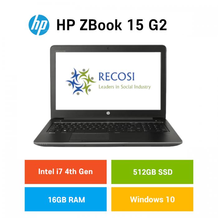 Hp Zbook 15 G2 Recosi Recosi
